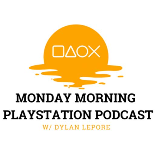 Cover art for podcast Monday Morning PlayStation Podcast