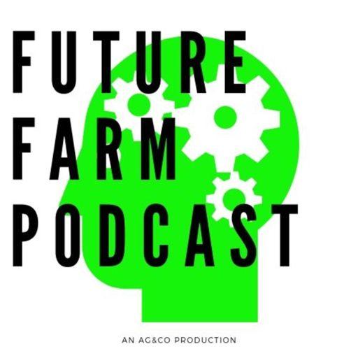 Cover art for podcast Future farm podcast