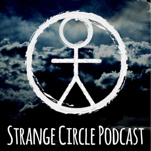 Cover art for podcast Strange Circle