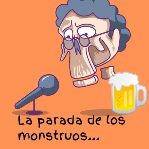 Cover art for podcast La parada de los monstruos...