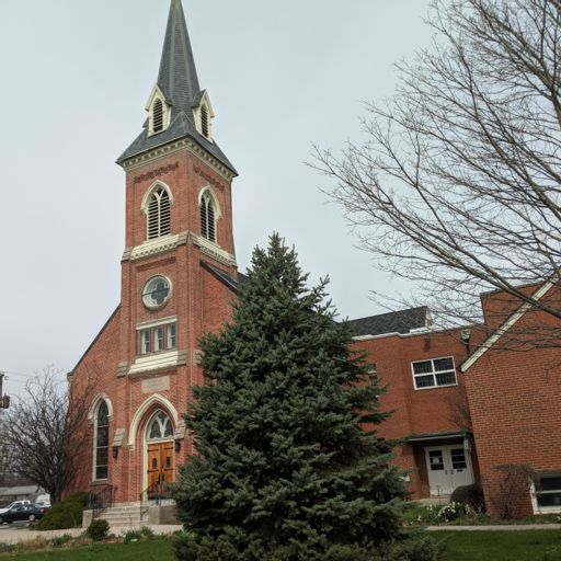 Cover art for podcast St. John's Evangelical Lutheran Church Audio Sermons