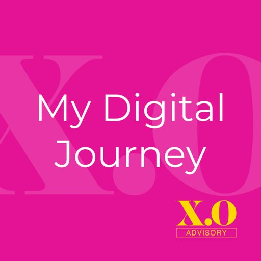 Cover art for podcast My Digital Journey