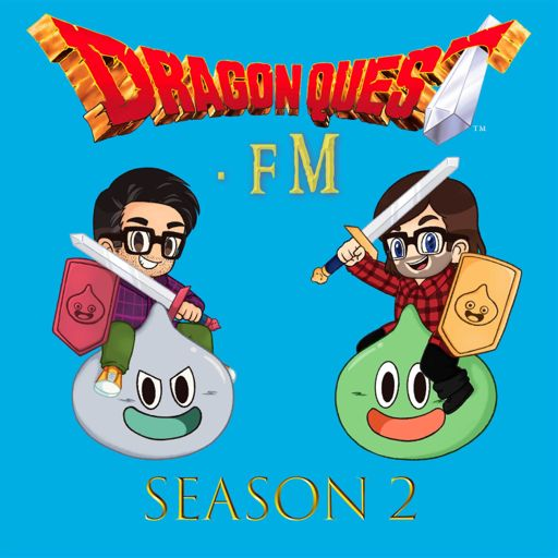 Cover art for podcast Dragon Quest FM