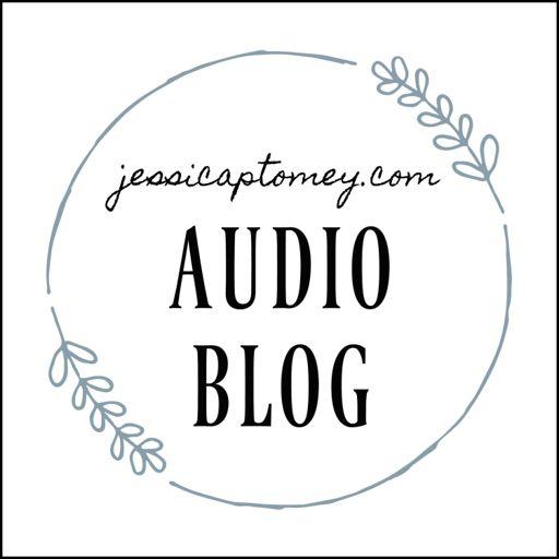 Cover art for podcast jessicaptomey.com AUDIO BLOG