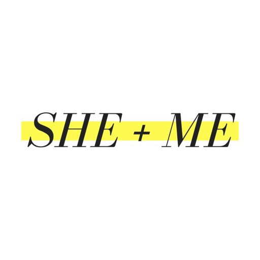 Cover art for podcast SHE + ME