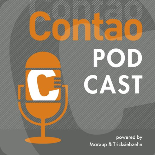 Cover art for podcast Contao-Podcast