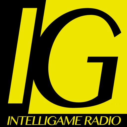 Cover art for podcast Intelligame Radio