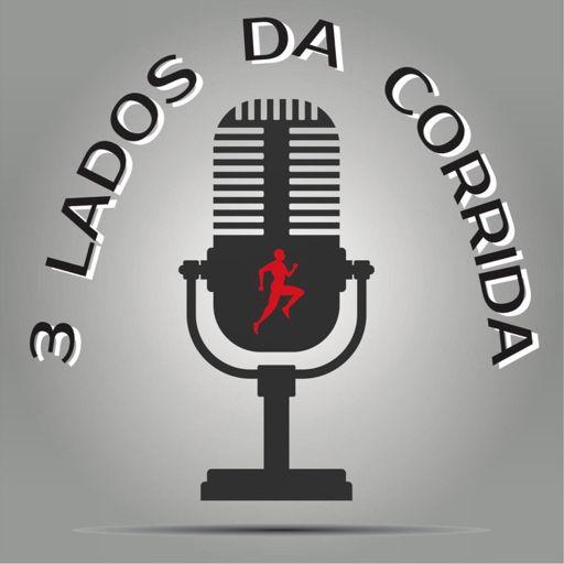 Cover art for podcast 3 lados da corrida