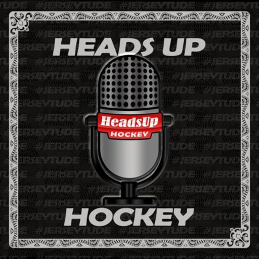 Cover art for podcast Heads Up Hockey