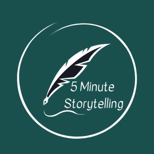 Cover art for podcast 5 Minute Storytelling - A Legacy Recorder Podcast