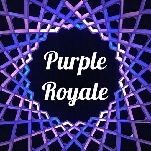 Cover art for podcast Purple Royale