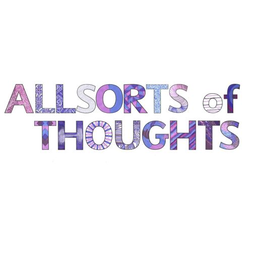 Cover art for podcast Allsorts of Thoughts - LGBTU+ Podcast