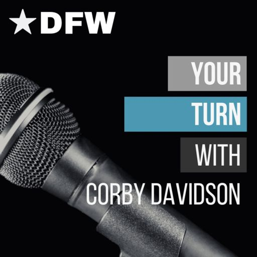 Cover art for podcast Your Turn with Corby Davidson