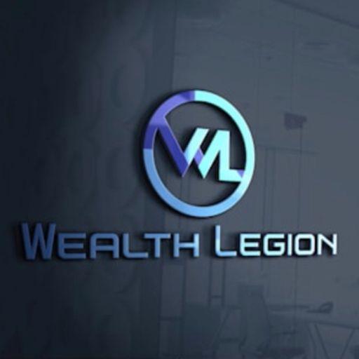 Cover art for podcast Wealth Legion