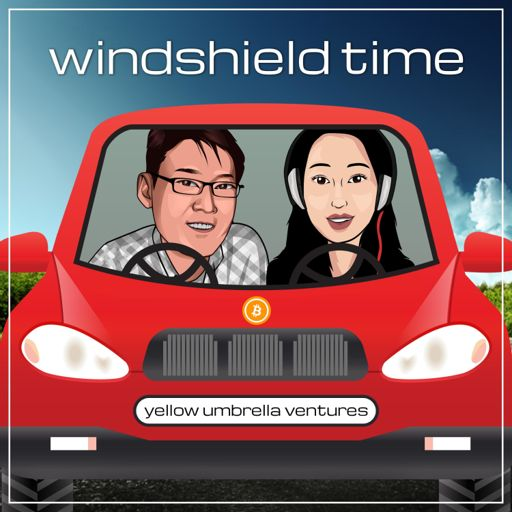 Cover art for podcast windshield time