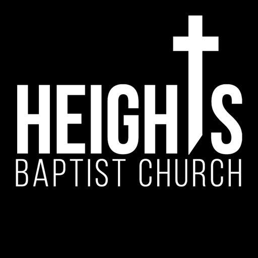 Cover art for podcast Heights Baptist Church Alvin Podcast