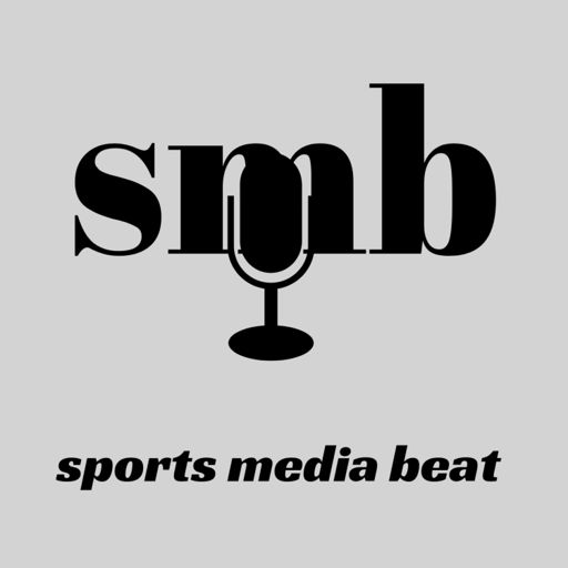Cover art for podcast Sports Media Beat