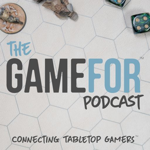 Cover art for podcast The GameFor Podcast