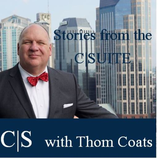 Cover art for podcast Stories from the C SUITE