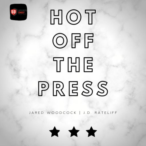 Cover art for podcast Hot Off the Press