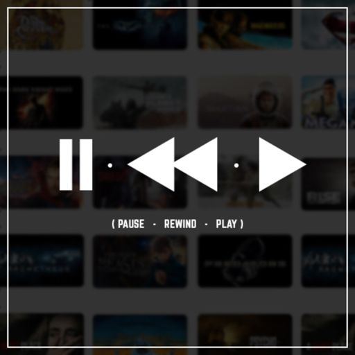 Cover art for podcast (Pause · Rewind · Play)