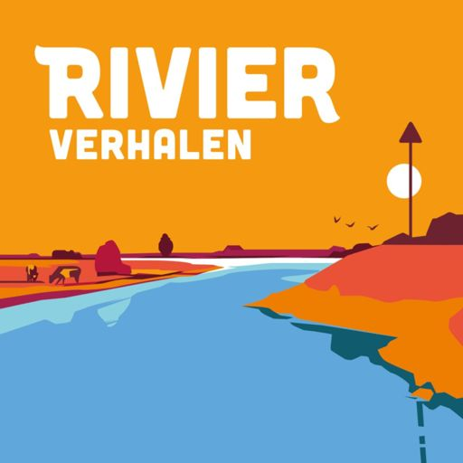 Cover art for podcast Rivierverhalen