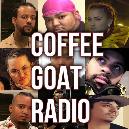 Cover art for podcast Coffee Goat Radio