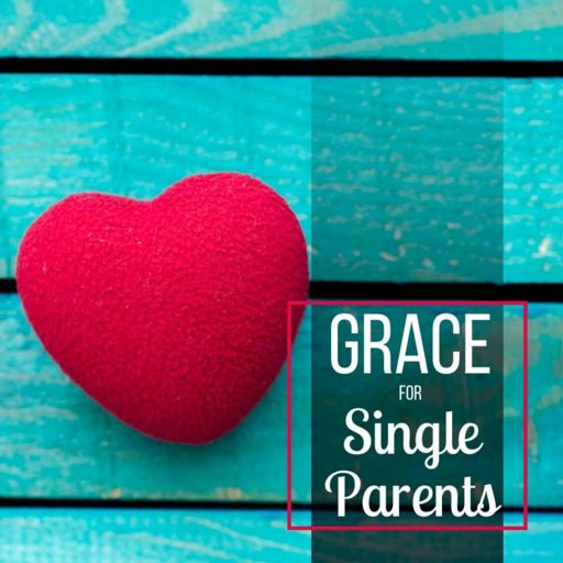 Cover art for podcast Grace for Single Parents