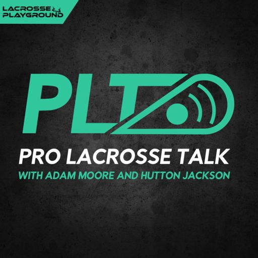 Cover art for podcast Pro Lacrosse Talk Podcast