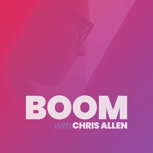 Cover art for podcast BOOM with Chris Allen