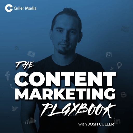 Cover art for podcast The Content Marketing Playbook