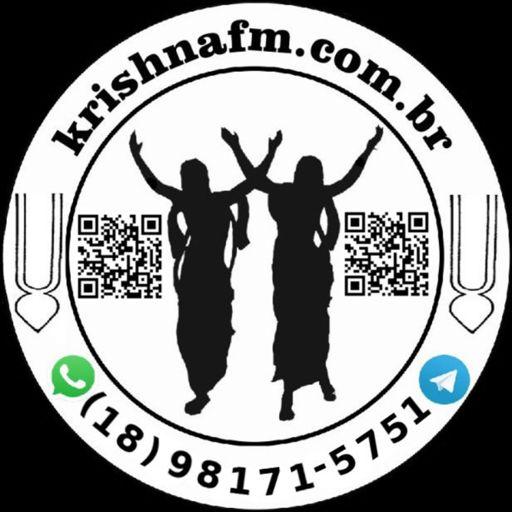 Cover art for podcast KrishnaFM