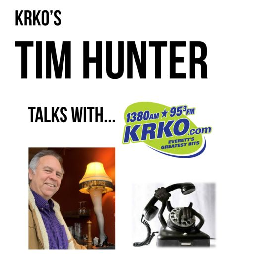 Cover art for podcast KRKO's Tim Hunter Talks With....