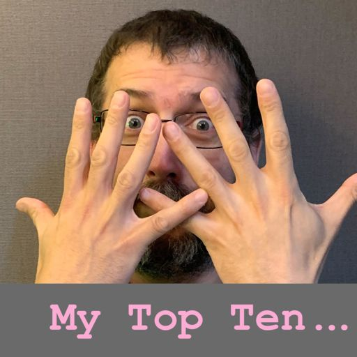 Cover art for podcast My Top Ten...