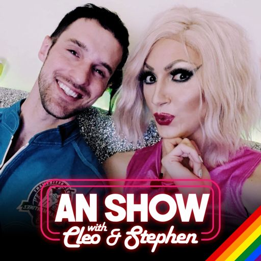 Cover art for podcast An Show with Cleo & Stephen