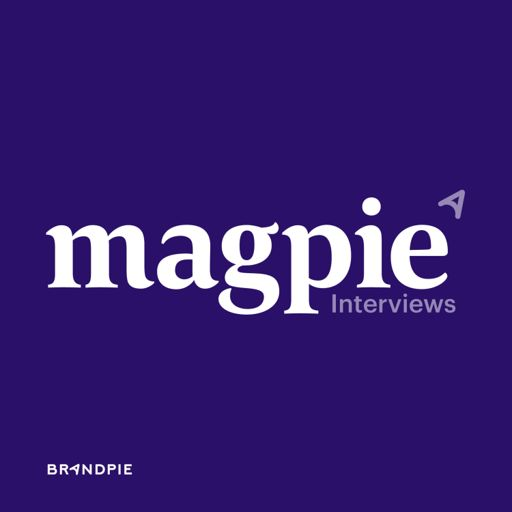 Cover art for podcast Magpie Interviews