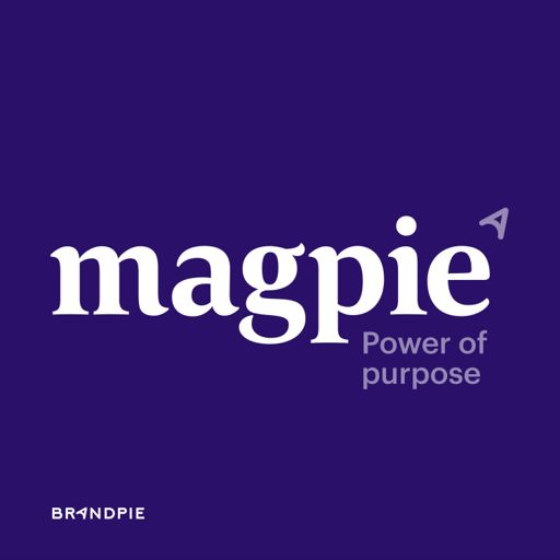 Cover art for podcast Magpie: Power of Purpose