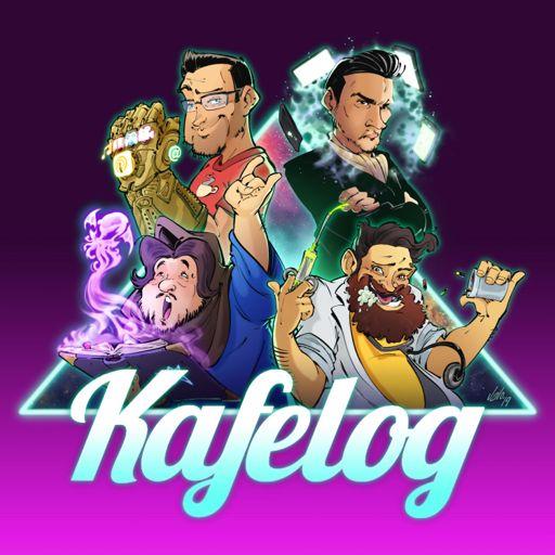 Cover art for podcast Kafelog