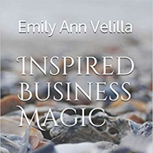 Cover art for podcast Inspired Business Magic with Mimi