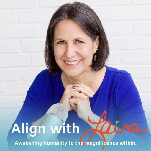 Cover art for podcast Align with Laina