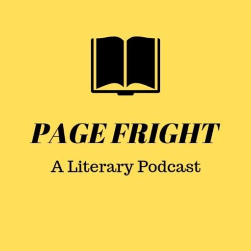 Cover art for podcast Page Fright: A Literary Podcast