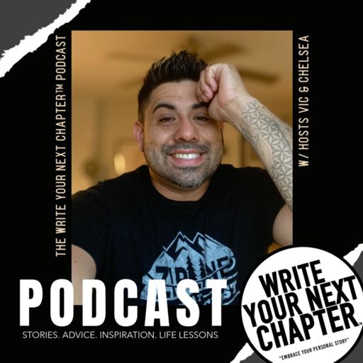 Cover art for podcast Write Your Next Chapter