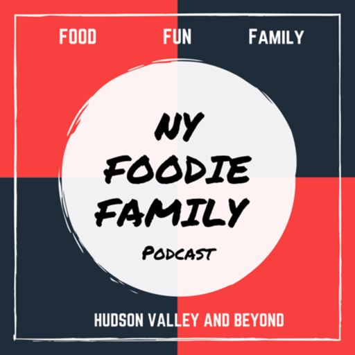 Cover art for podcast NY Foodie Family