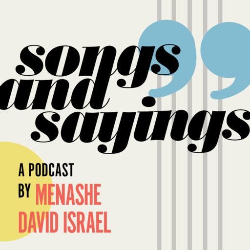Cover art for podcast Songs and Sayings Podcast