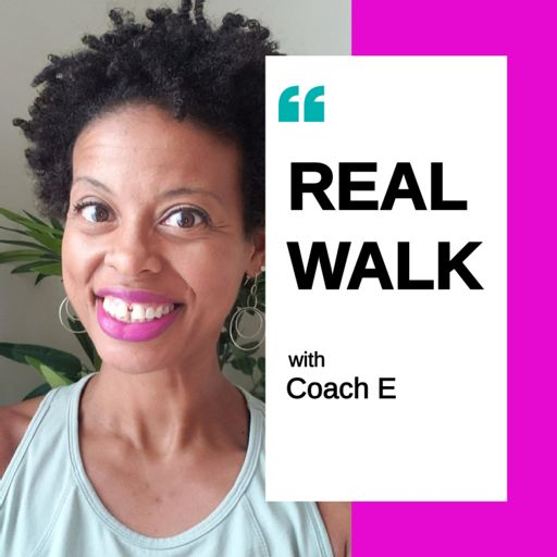 Cover art for podcast REAL WALK with Coach E