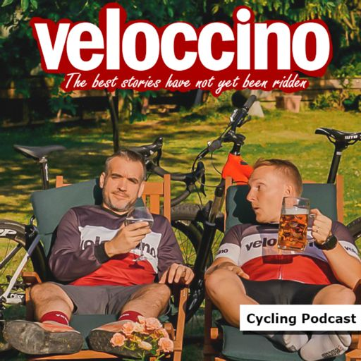 Cover art for podcast veloccino - The best stories have not yet been ridden! - The Cycling Podcast