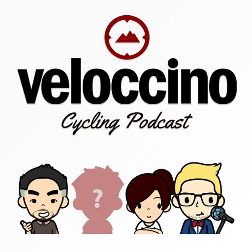 Cover art for podcast veloccino Cycling Podcast - The best stories have not yet been ridden!