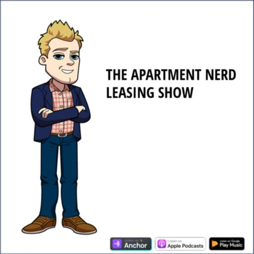 Cover art for podcast The Apartment Nerd Leasing Show