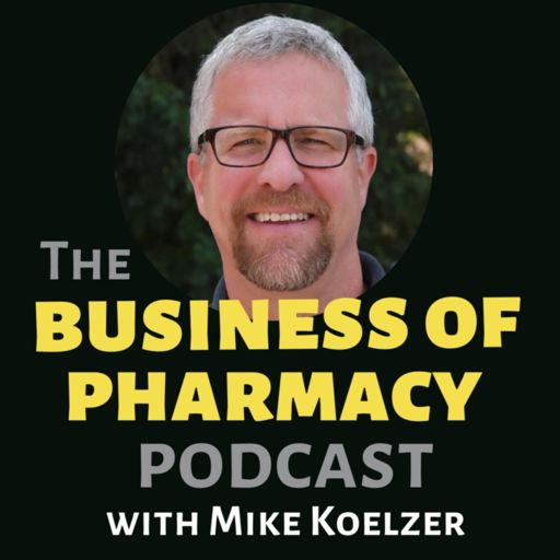 Cover art for podcast The Business of Pharmacy Podcast