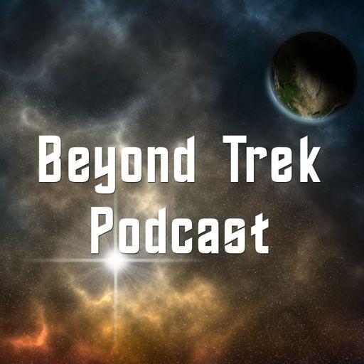 Cover art for podcast Beyond Trek Podcast